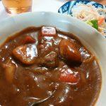 オヤジの料理(15) ビーフシチュー