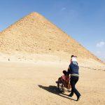 重度障害者の妹とエジプトに行った時の話
